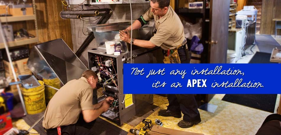 Apex Heating & Air Conditioning Installations