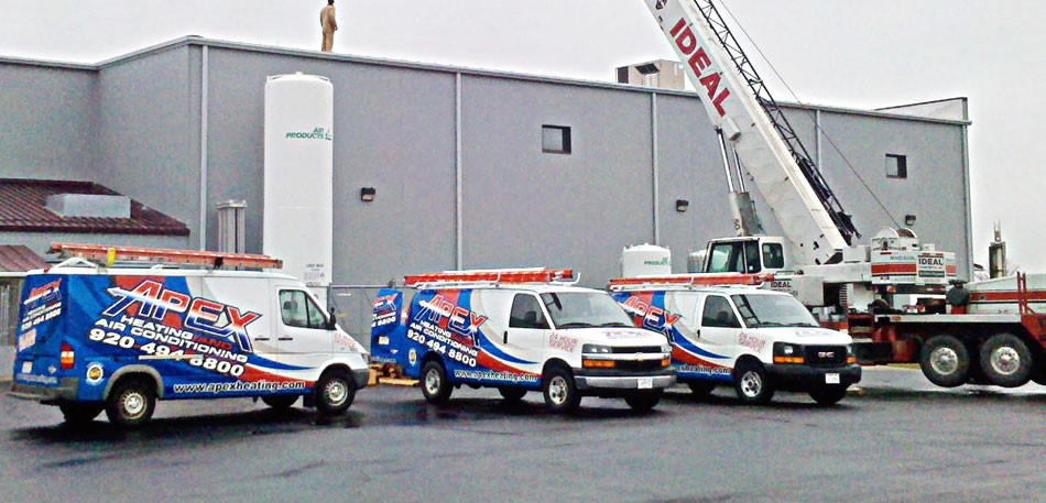 Apex Heating & Air Conditioning Commercial HVAC Systems