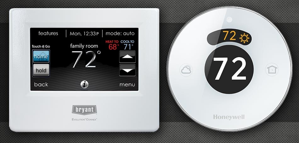 Thermostats Offered by Apex